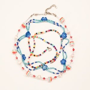 Jewelry - Bundle of 3 Colorful Necklaces